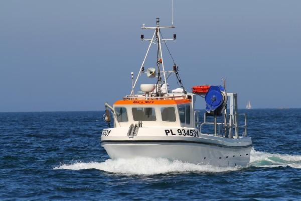 Notre bateau BAG NOZ II
